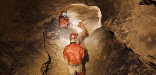 Rivière de la Baume, grotte de Balerne