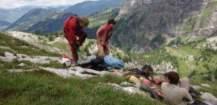 Camp d'été 2016 au Lapi di Bou