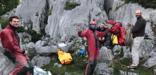 Camp dans les Pyrénées - Lonné Peyret