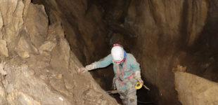 Suite de l'explo au gouffre Cadeau et prospection
