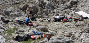 Camp d'été 2020 au Lapi di Bou
