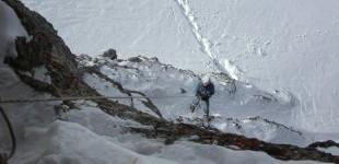 Grotte des Montons en hivernale